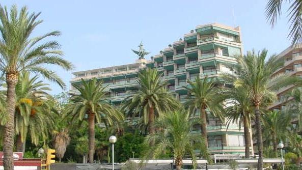FOTO Fundación Docomomo Ibérico. Antiguo Hotel Fenix