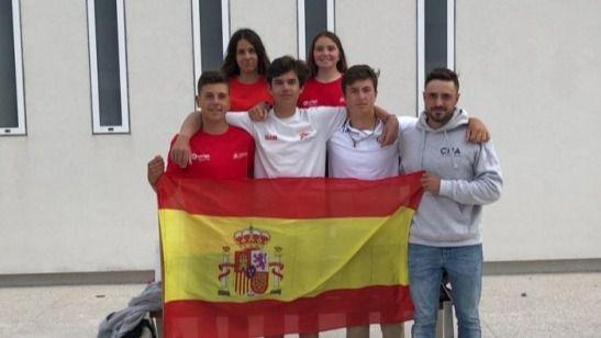 Fátima Reyes, del CN S'Arenal, campeona española en el europeo de Laser Radial Senior