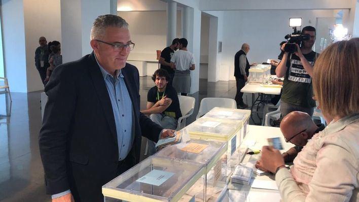 Jaume Font: 'Creo que será un día maravilloso para El PI; así de claro'