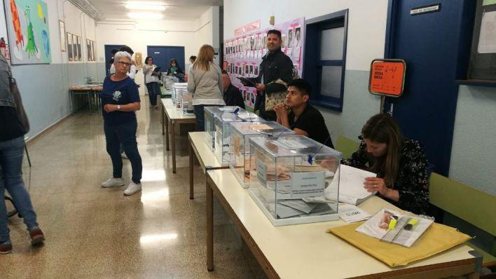 Baja 2,85 puntos la participación en las locales en Baleares