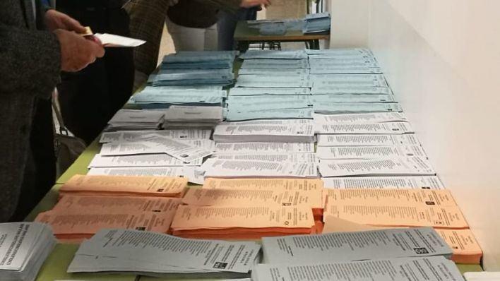 La afluencia de votantes en las europeas en Baleares a las 18 horas es 14 puntos superior a la de 2014
