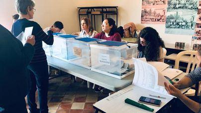 La participación en las autonómicas cae 2,24 puntos en Baleares