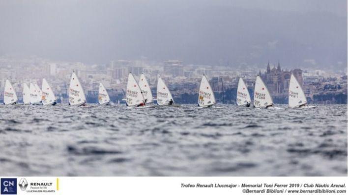 Éxito del CN S'Arenal en el Trofeo Renault Llucmajor Memorial Toni Ferrer
