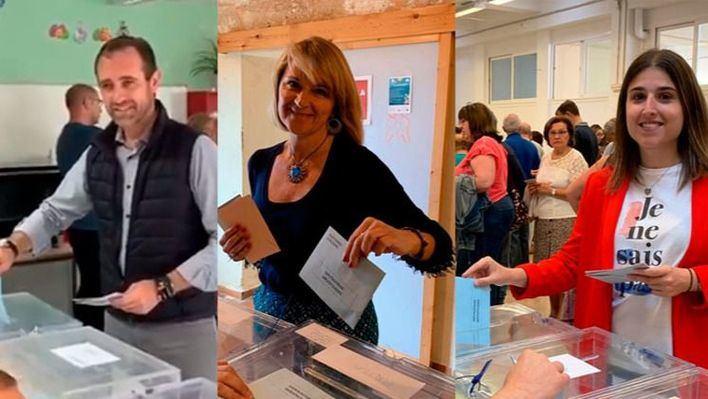 El PSOE gana las elecciones europeas y Baleares coloca tres eurodiputados