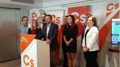 Ciudadanos anuncia una 'oposición firme' para evitar una subida de impuestos