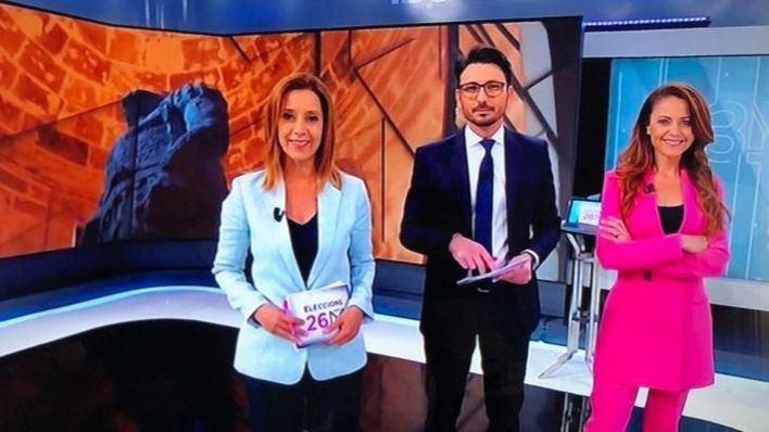 El especial elecciones de IB3 logra un 10,9 por ciento de cuota de pantalla y 36.000 espectadores