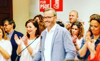 El tirón del PSIB salva el Pacte en Cort por un escaño tras el desplome de Més y Podem
