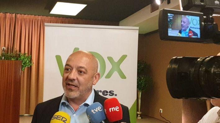 Vox asegura que en cuatro años serán alternativa de gobierno en Baleares