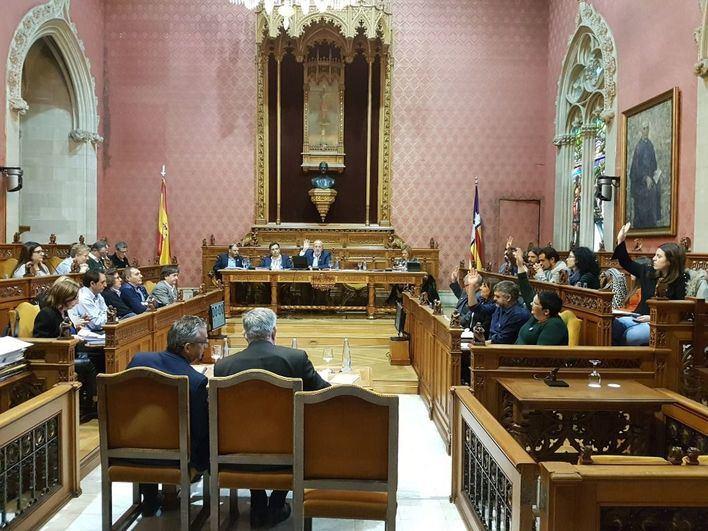 Estos son los 33 consellers electos para el Consell de Mallorca