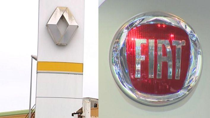 Renault y Fiat confirman una posible fusión