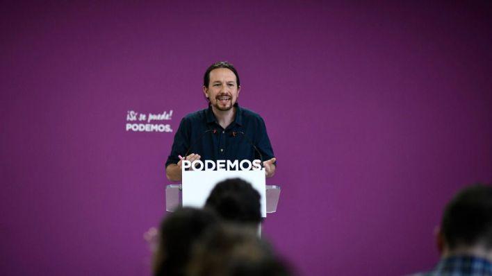 Iglesias reconoce los malos resultados pero insiste en entrar en el Gobierno
