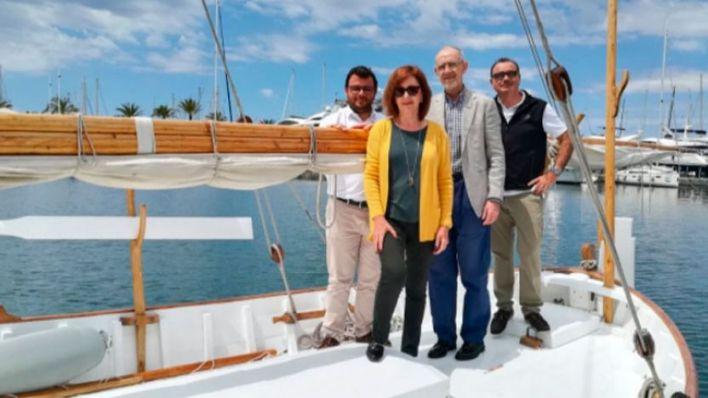El Club Nàutic S'Arenal y l'Associació d'Alzinaires seguirán colaborando