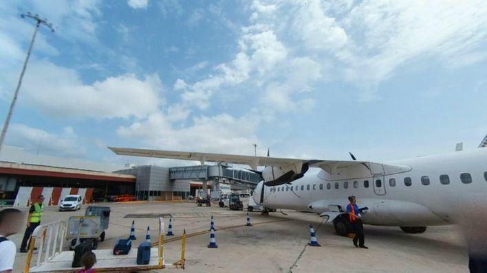 Seis detenidos en una semana en el puesto fronterizo del aeropuerto de Ibiza