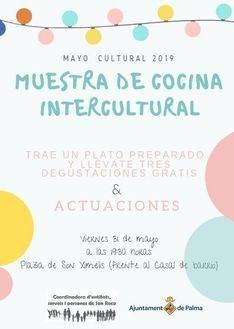 Son Roca celebra este viernes su Muestra de cocina intercultural