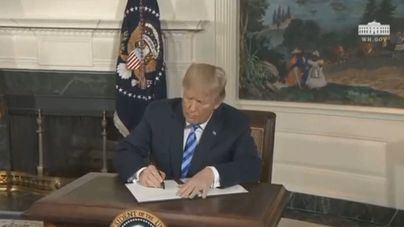 Trump anuncia que el acuerdo nuclear con Irán es posible