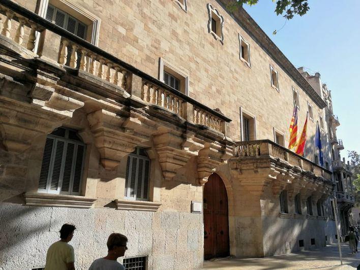 El hijo del hombre al que juzgan en Palma por maltrato teme por su vida