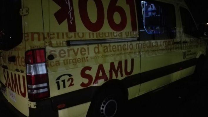 Dos muertos en la carretera de Manacor tras circular en sentido contrario
