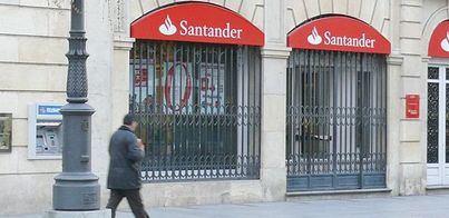 El Santander ofrece prejubilaciones a partir de los 55 años con el 65 por ciento del sueldo