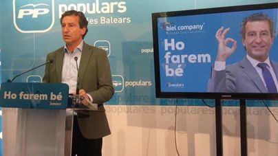 Company superó en casi seis puntos los resultados de Casado en Baleares