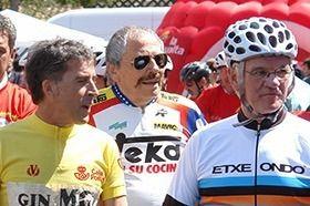 Adiós al 'bigote' del ciclismo, muere Jaime Mir a los 90 años