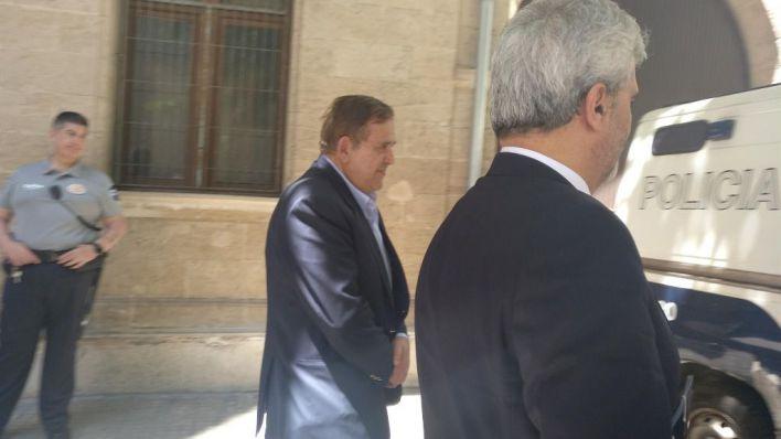 La Audiencia Nacional envía a prisión al presidente de Altos Hornos de México detenido en Palma