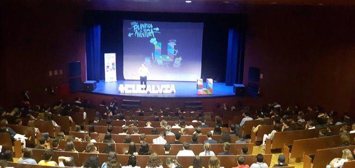 Más de 350 estudiantes de Calvià participan en la III Jornada de orientación vocacional