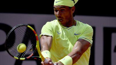 Nadal avanza en Roland Garros