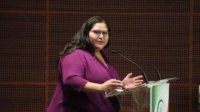 Explota un libro bomba en el despacho de una senadora mexicana
