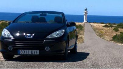 Un total de 3.796 peticiones para poder circular con coche por Formentera en verano