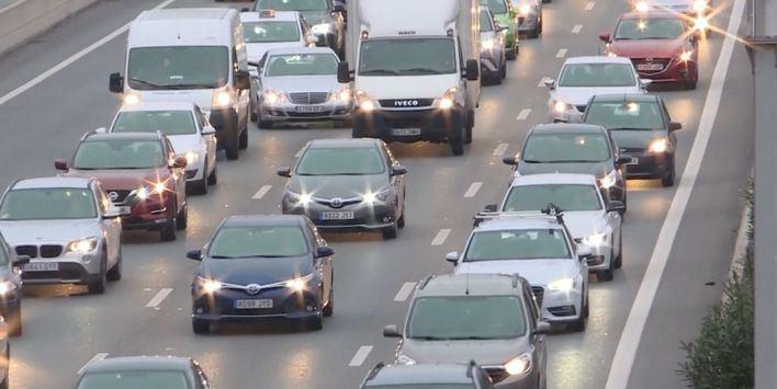 Cierran de noche la incorporación en la salida 10 de la autopista de Llevant a partir del domingo