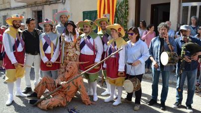 Arrancan las primeras Firas i Festes de Manacor con una mujer Cossier