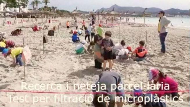 El mensaje de unos pequeños ciudadanos 'comprometidos con el medioambiente'