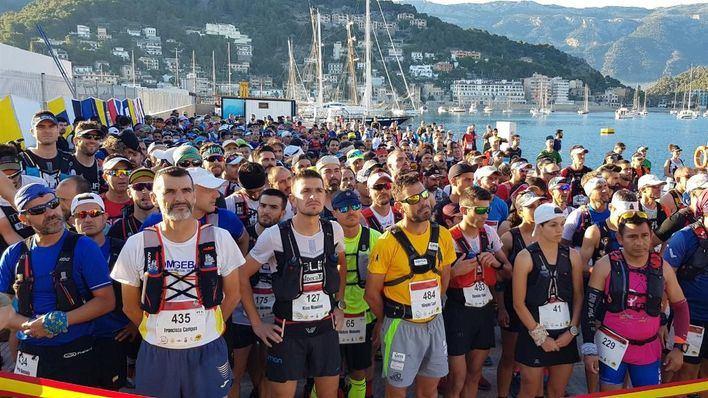 Damián Ramis, Miquel Capó y Bel Calero ganan la carrera de montaña