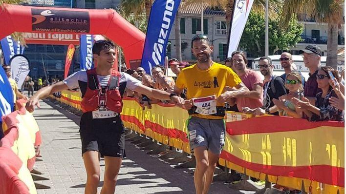 Damián Ramis, Miquel Capó y Bel Calero ganan la carrera de montaña 'Desafío Fuerzas Armadas'