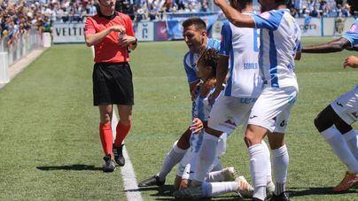 El Atlético Baleares tendrá que seguir luchando para lograr el ascenso