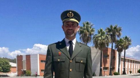 Bauzá 'orgulloso' de pertenecer al Ejército Español