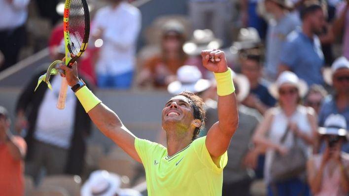 Nadal se apunta su victoria número 90 en Roland Garros