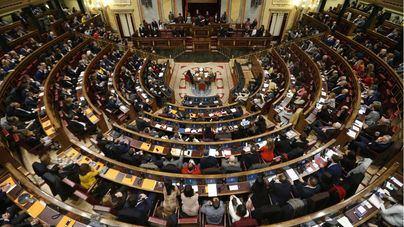 Baile de despachos, escaños y subvenciones en el Congreso