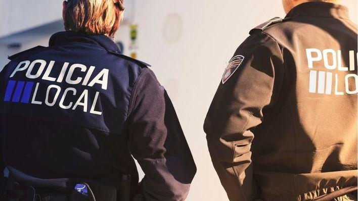 Denunciado un conductor ebrio y drogado al intentar huir tras sufrir un accidente en Ibiza