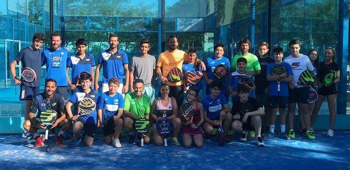 La XI edición del Torneo Autovidal de Pádel corona a sus ganadores