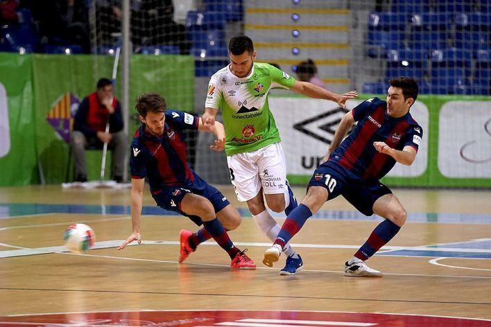 Los penaltis dejan fuera de la gran final al Palma Futsal