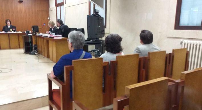 La acusada de estafar a un matrimonio con la venta de una finca en Llucmajor apunta a la inmobiliaria