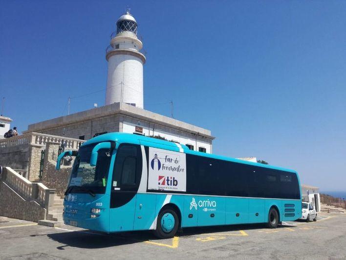 Tres meses de restricciones de tráfico en la carretera de Formentor
