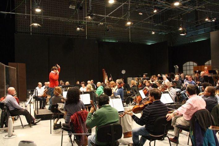 Más de 300 alumnos de escuelas de música de Mallorca participan en el Festival Simfonic