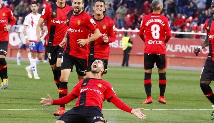 El Mallorca jugará los play off de ascenso tras empatar ante el Granada