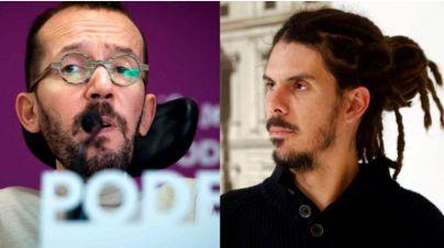 Iglesias coloca a 'El Rastas' tras el cese fulminante de Echenique