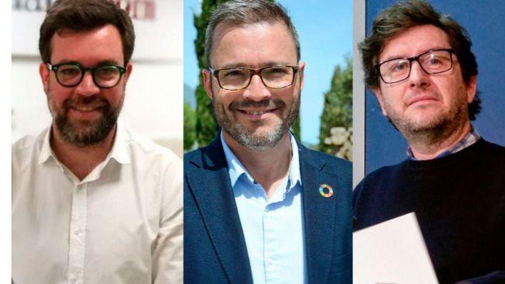 PSOE, Més y Podem cierran el programa de gobierno del futuro pacto en Cort