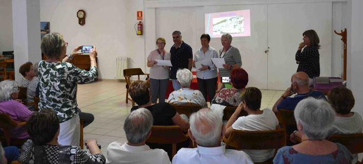 30 personas completan el taller de memoria de Santanyí
