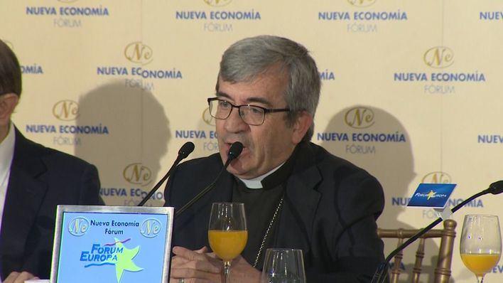 La Conferencia Episcopal afirma que el prior del Valle de los Caídos
