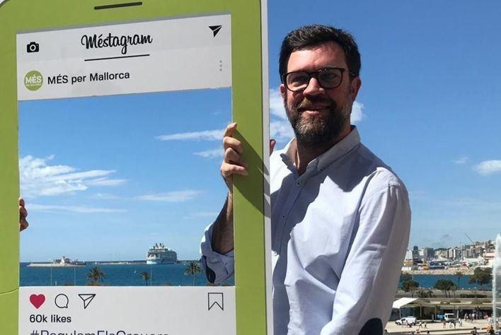 """Noguera fija la modificación del Segundo Cinturón como """"clave"""" para pactar en Palma"""